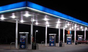 piso industrial para posto de gasolina
