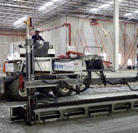 Piso Industrial para galpao logistico para a construtora carbone item pisos industriais itapevi listagem